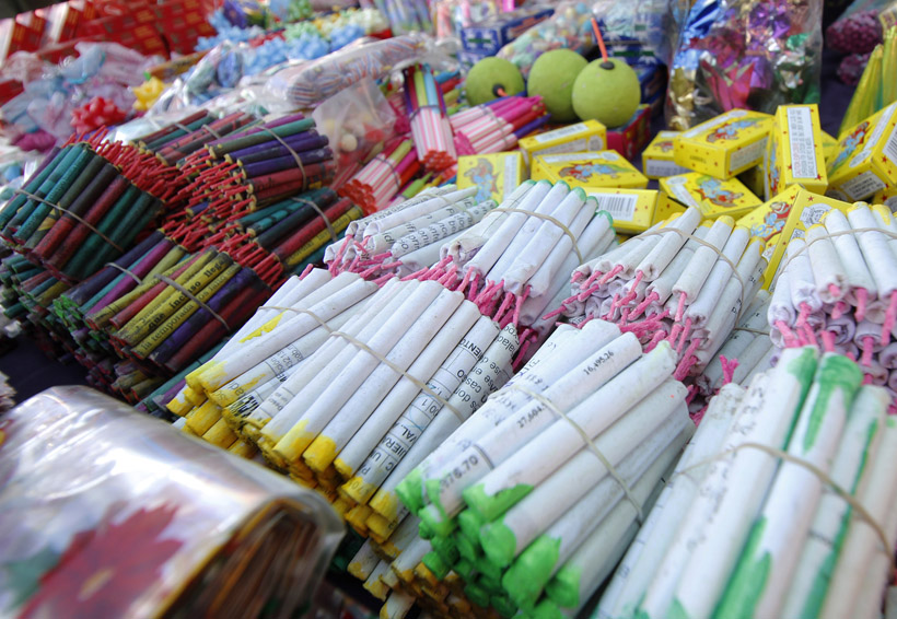 PGR, sin sancionar  la venta de pirotecnia en Tuxtepec, Oaxaca | El Imparcial de Oaxaca