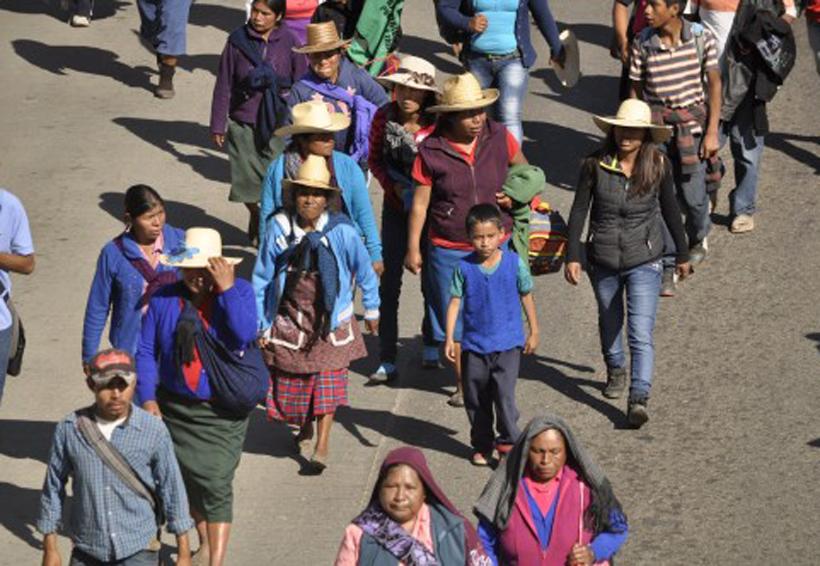 Ley Antimarchas en Oaxaca, se debe consensar | El Imparcial de Oaxaca