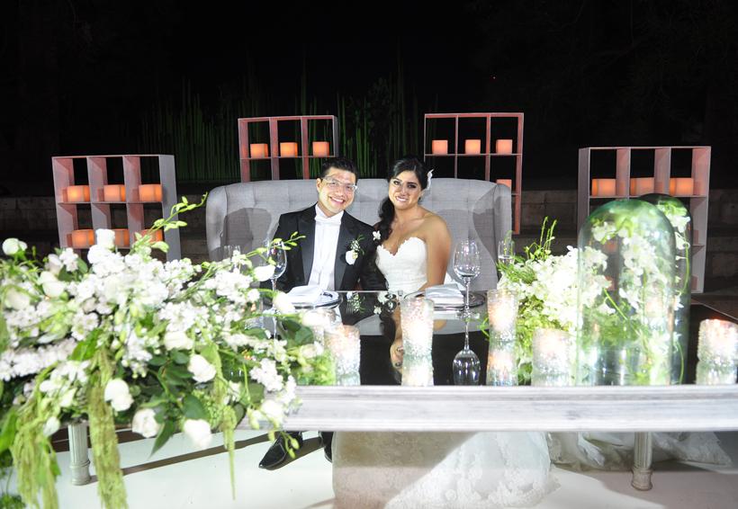 Alma y Ricardo unen sus vidas