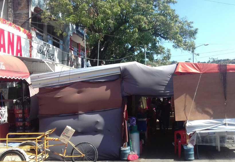 Piden reubicar a comerciantes de Salina Cruz, Oaxaca | El Imparcial de Oaxaca