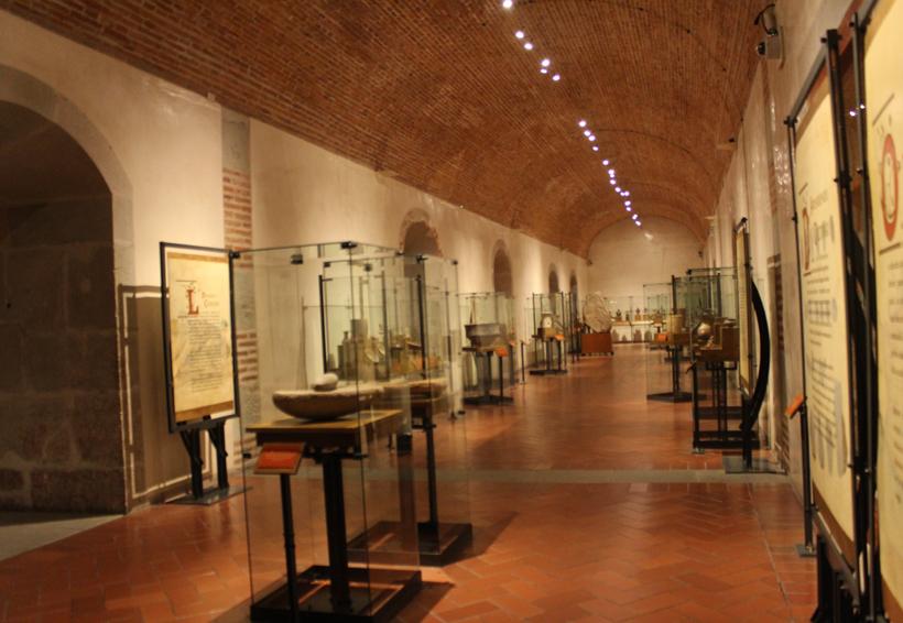 Presta piezas el Museo de las Culturas de Oaxaca