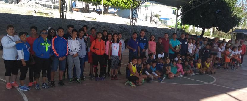 Realizan en Huajuapan convivencia deportiva | El Imparcial de Oaxaca