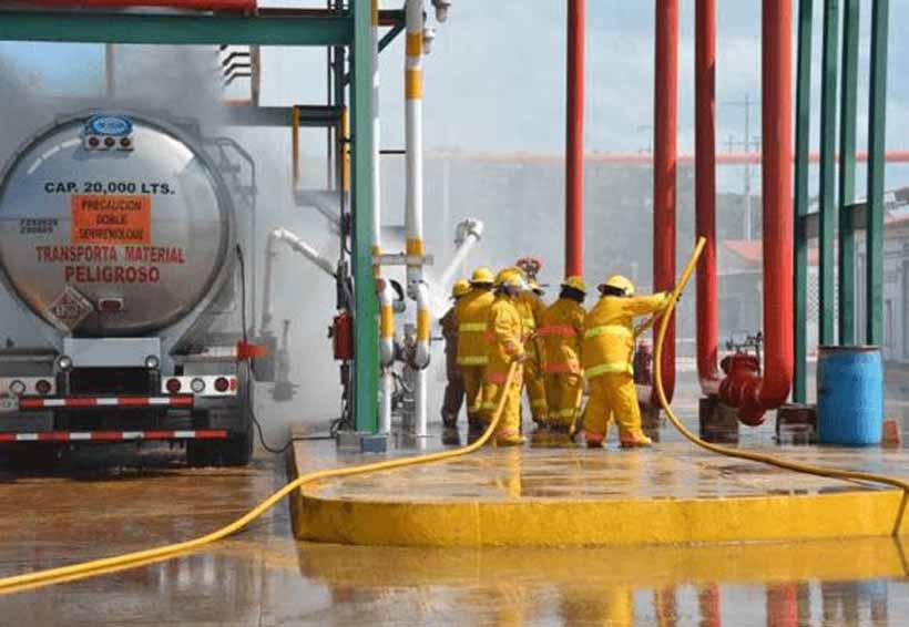 Realizarán simulacro en la refinería de Salina Cruz, Oaxaca