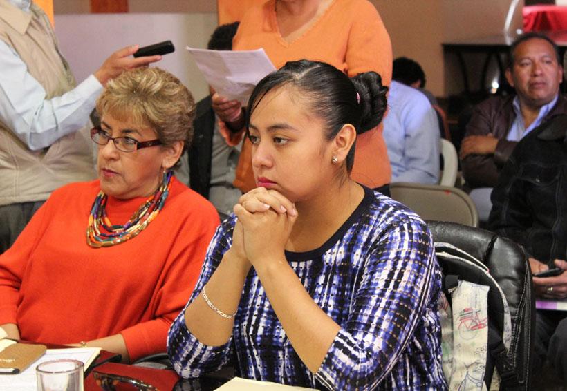 Recriminan comentarios  de regidor hacia regidora  de Huajuapan de León, Oaxaca