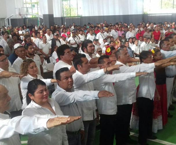 Remigio Gómez, nuevo  secretario de la CTM en Salina Cruz, Oaxaca