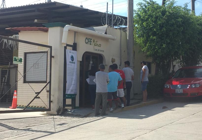 Servicio de CFE provoca molesta a los usuarios en Pinotepa Nacional, Oaxaca | El Imparcial de Oaxaca