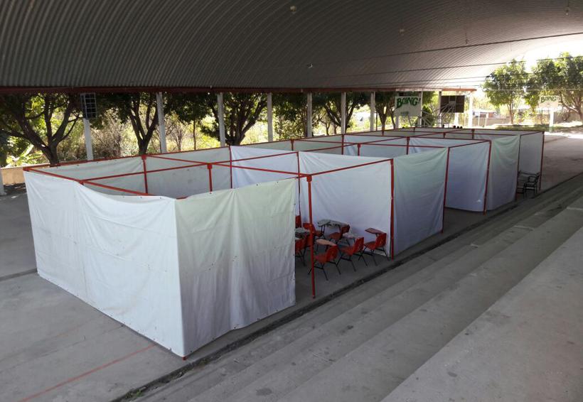 Sin atención 32 instituciones educativas en la Mixteca de Oaxaca