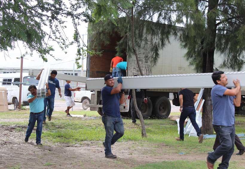 Sin intervención, diversas escuelas de Huajuapan de León tras sismo