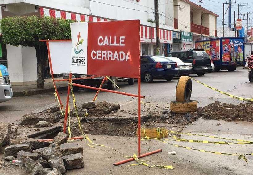 Socavones, problema de más de tres décadas en Tuxtepec, Oaxaca | El Imparcial de Oaxaca