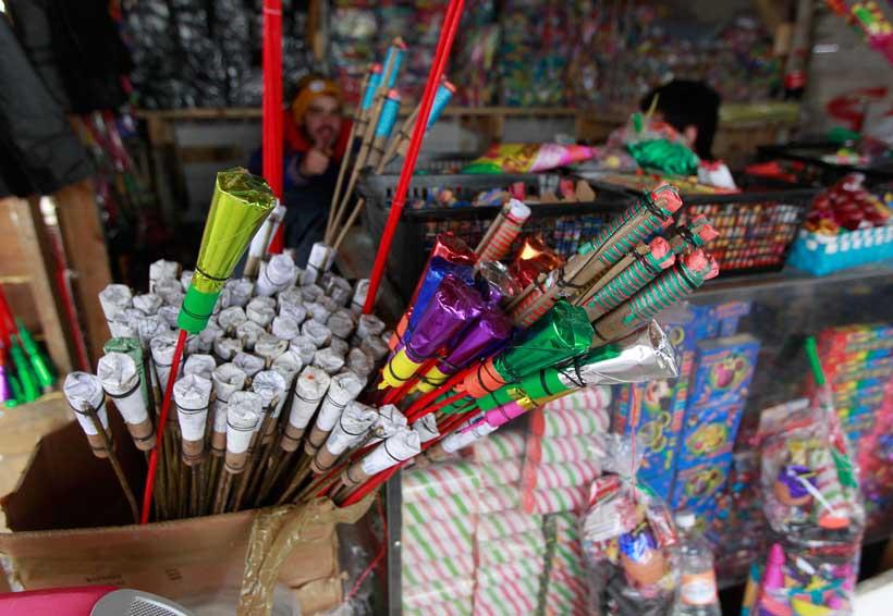 Solapan la venta de  pirotecnia en Tuxtepec, Oaxaca | El Imparcial de Oaxaca