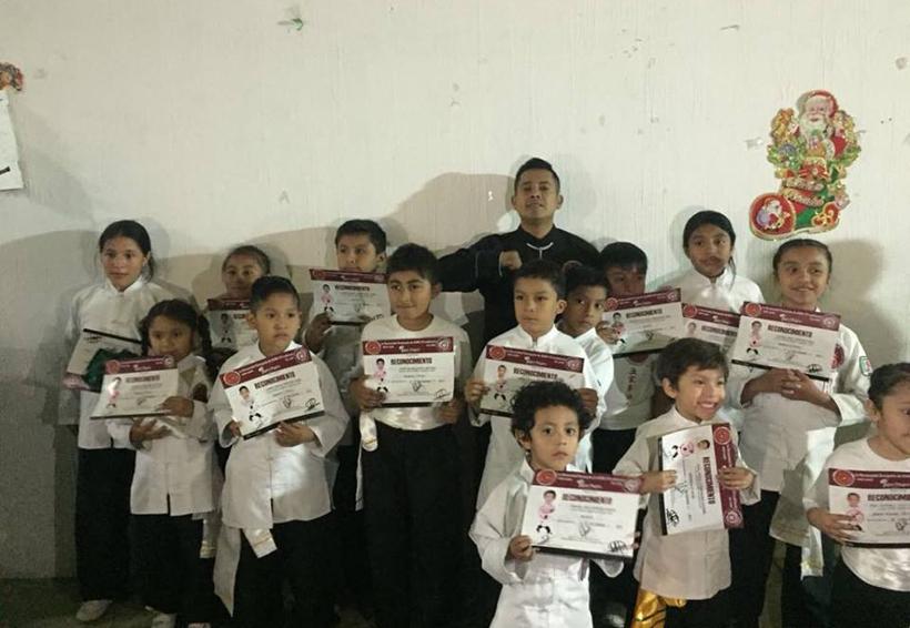 Los Tigres mostraron su garra; presentan examen para promoción de grado