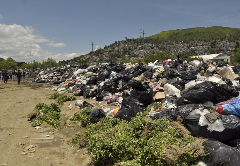 Urge a Oaxaca enfrentar contaminación ambiental