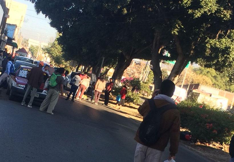 Predomina la inseguridad y los robos en Oaxaca