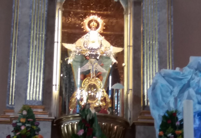 Virgen de Juquila  se va a Santa María Amialtepec, Oaxaca | El Imparcial de Oaxaca