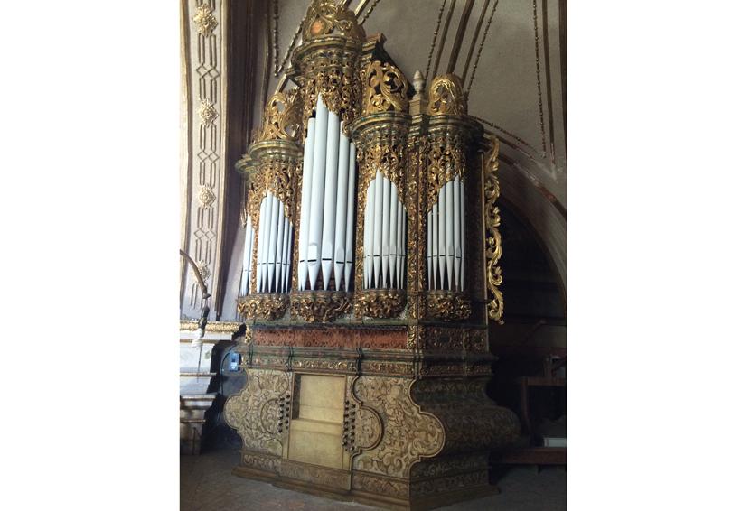 Volverá a sonar  órgano de la Soledad  en concierto navideño