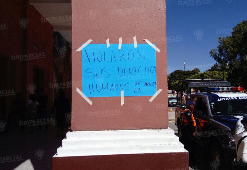 Clausuran dos centros penitenciarios de Oaxaca por daños | El Imparcial de Oaxaca