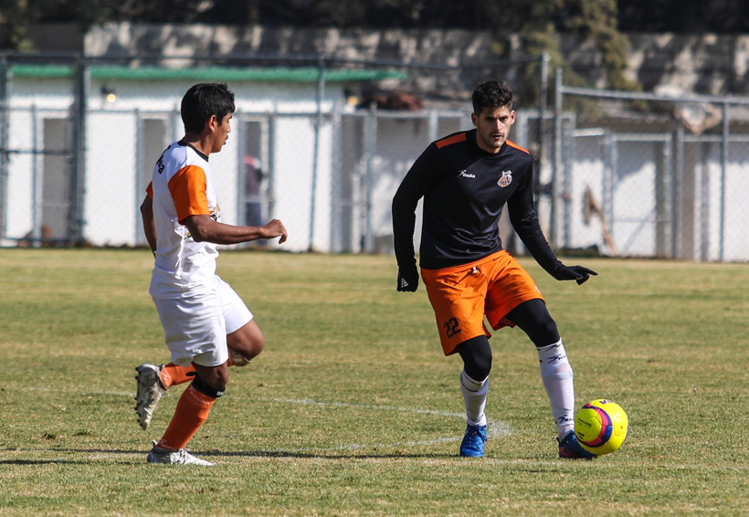 Alebrijes derrota a Tecamachalco en duelo interescuadras