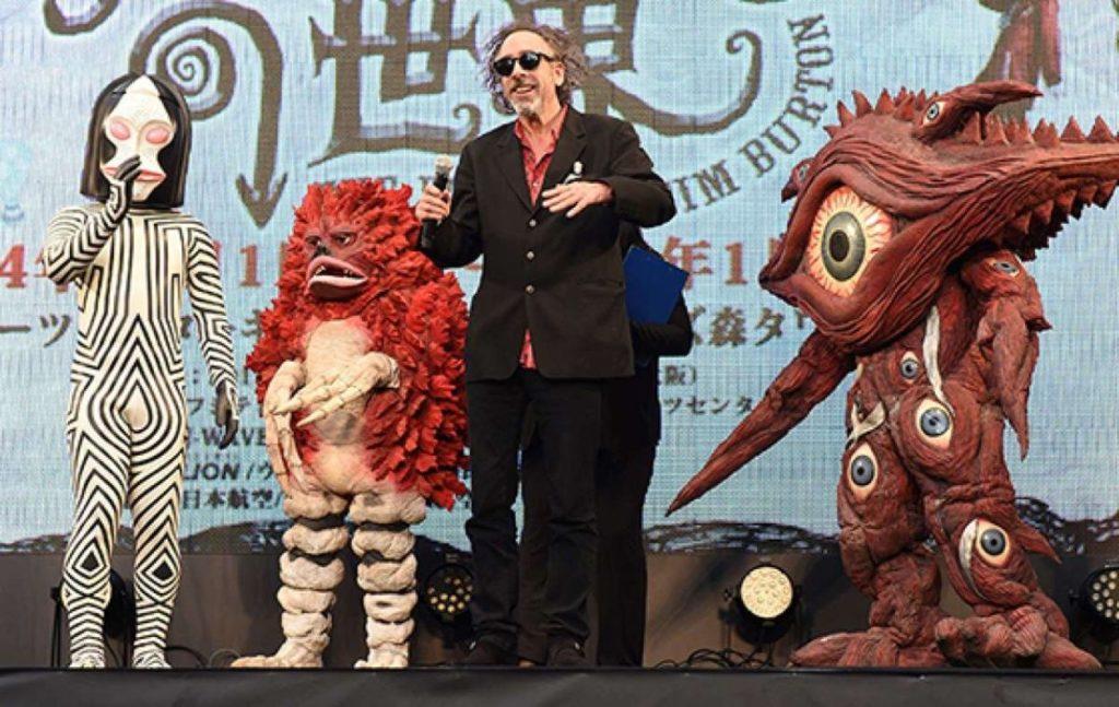 ¿Qué quiere Tim Burton con la lucha libre mexicana? | El Imparcial de Oaxaca