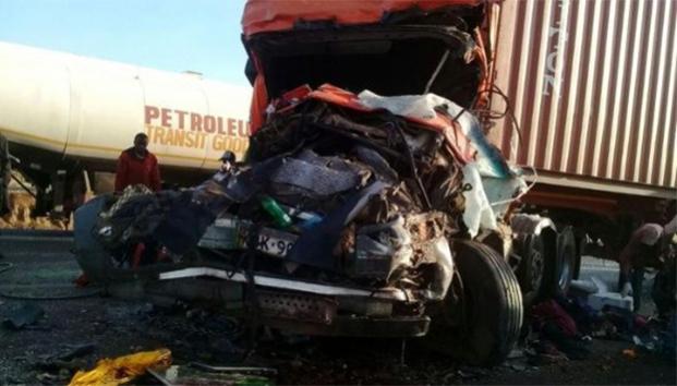 Accidente vial en Kenia deja 36 muertos   El Imparcial de Oaxaca
