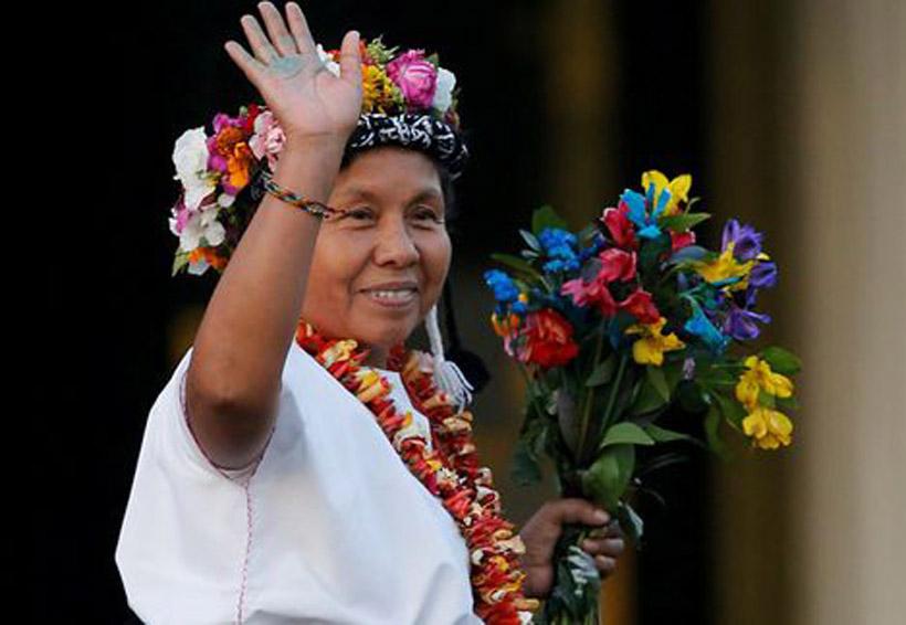 Marichuy continua recabando firmas | El Imparcial de Oaxaca