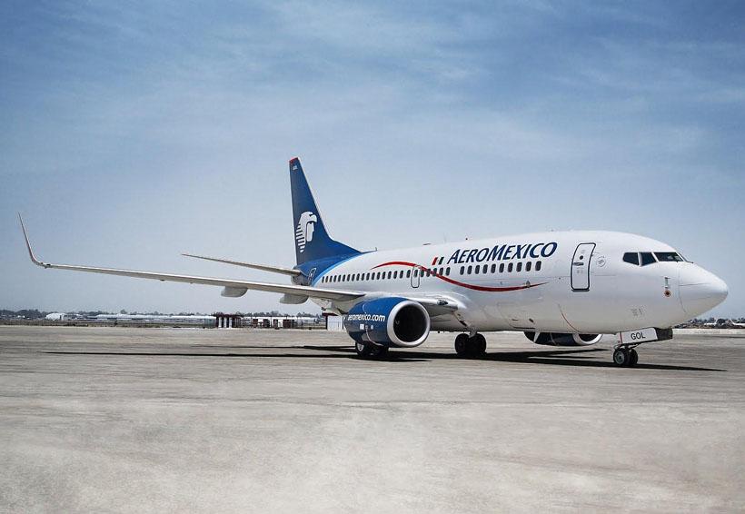 Aeroméxico actuará contra quien organizó paro de labores | El Imparcial de Oaxaca