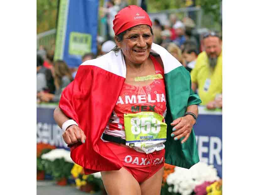 Los Ángeles, en la mira de Amelia García | El Imparcial de Oaxaca