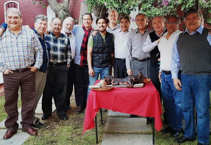 Amigos del dominó despiden el año | El Imparcial de Oaxaca