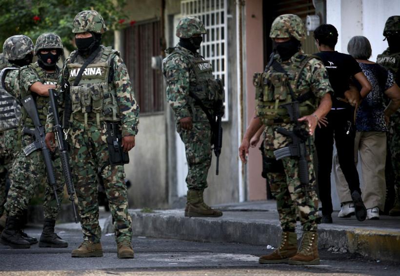 La militarización, más costosa que benéfica para México | El Imparcial de Oaxaca