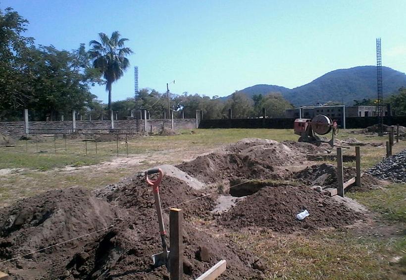 Reconstruyen Astata, Oaxaca