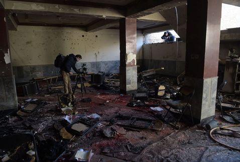 Ataque del Estado Islámico en Kabul deja 40 muertos | El Imparcial de Oaxaca