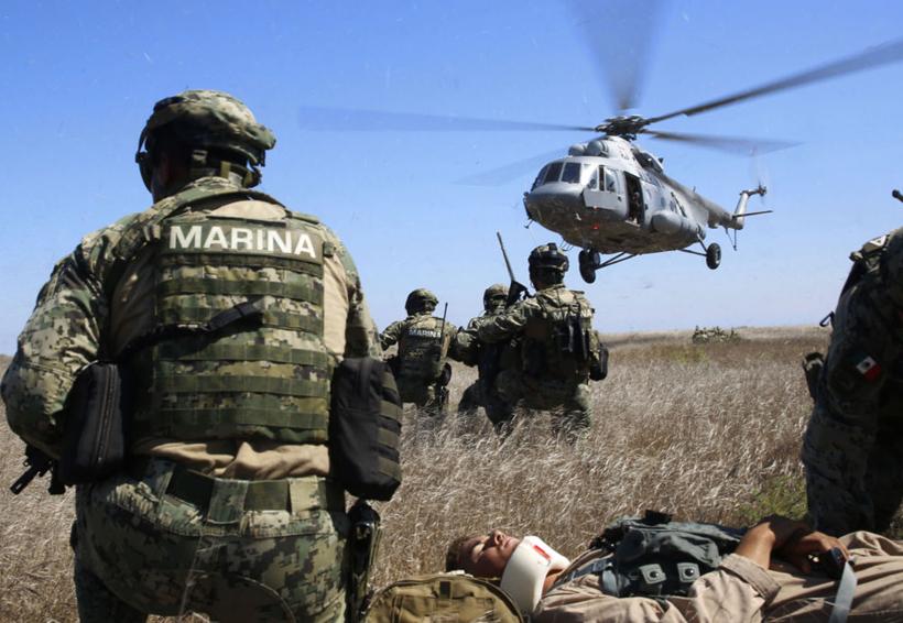 Lucha al narcotráfico y las bajas en Sedena | El Imparcial de Oaxaca