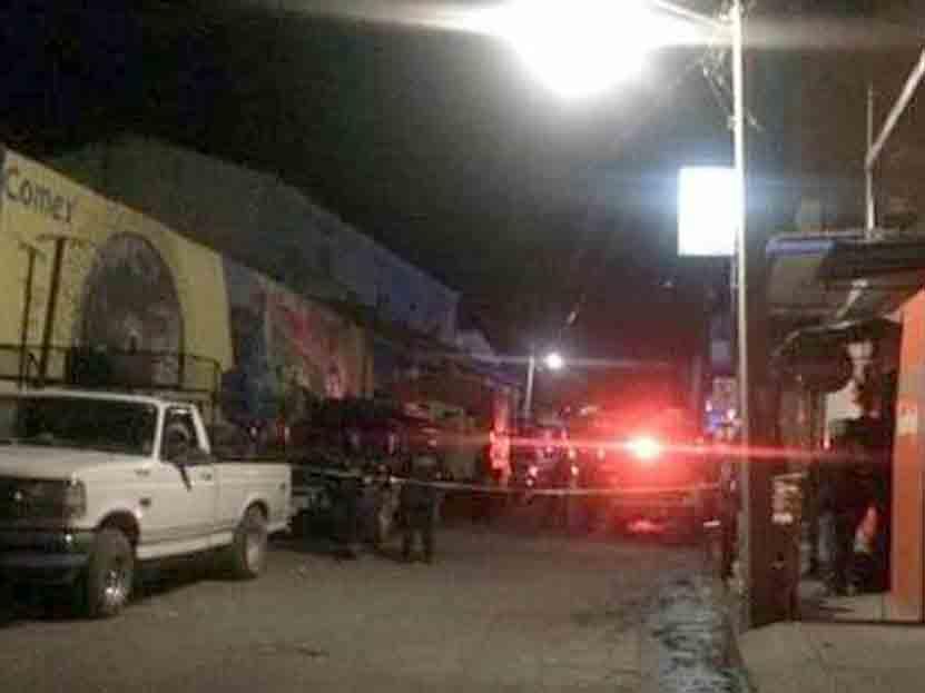 Balacera deja un herido en Miahuatlán, Oaxaca | El Imparcial de Oaxaca