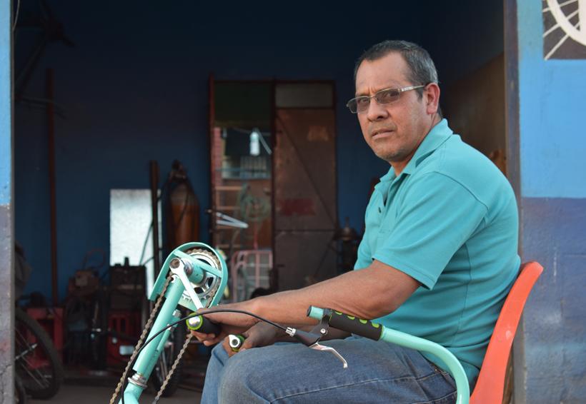 Dream Machines, mejorando la movilidad de personas con discapacidad en Oaxaca