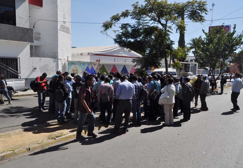 Asegura CDI dar respuestas a Frente Único | El Imparcial de Oaxaca