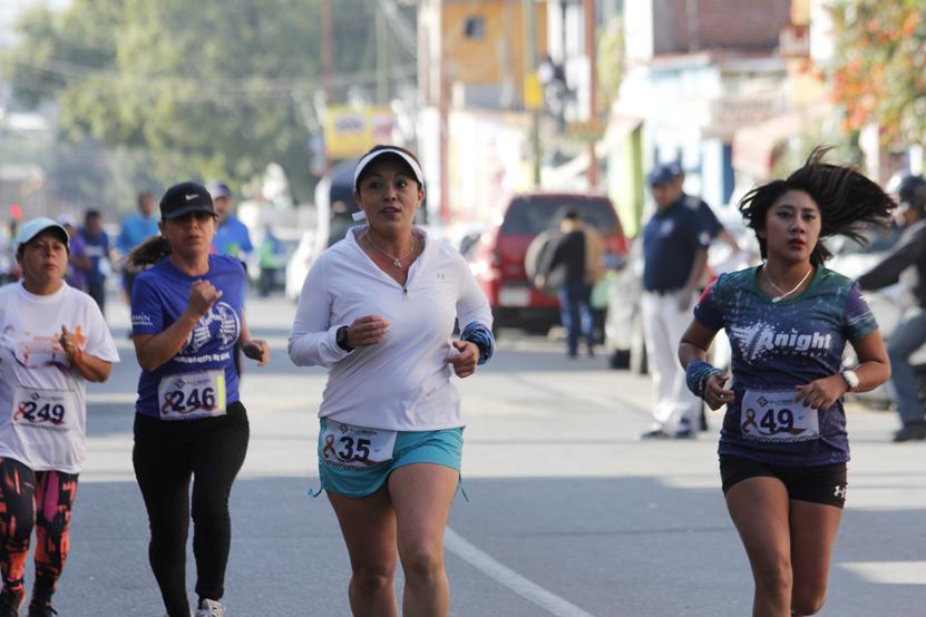 Todo listo para que este domingo inicie la Carrera Anáhuac | El Imparcial de Oaxaca