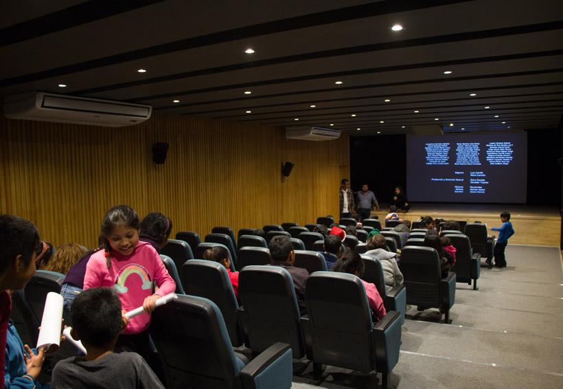 Cine comunitario, la experiencia de Guelatao
