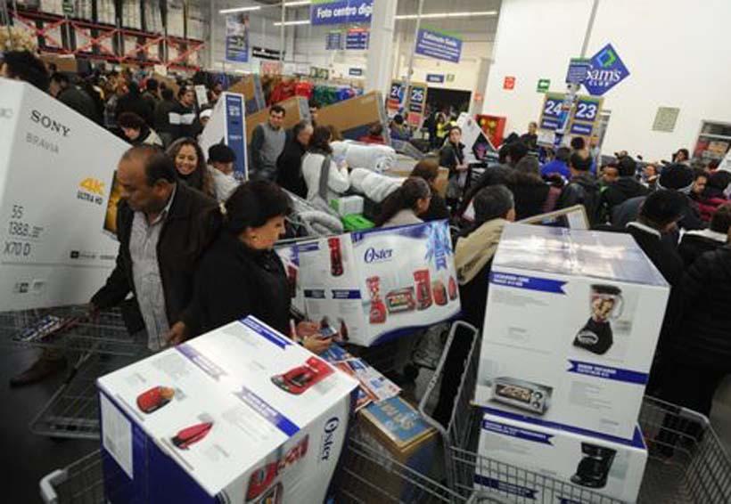 Confianza del consumidor repunta con El Buen Fin