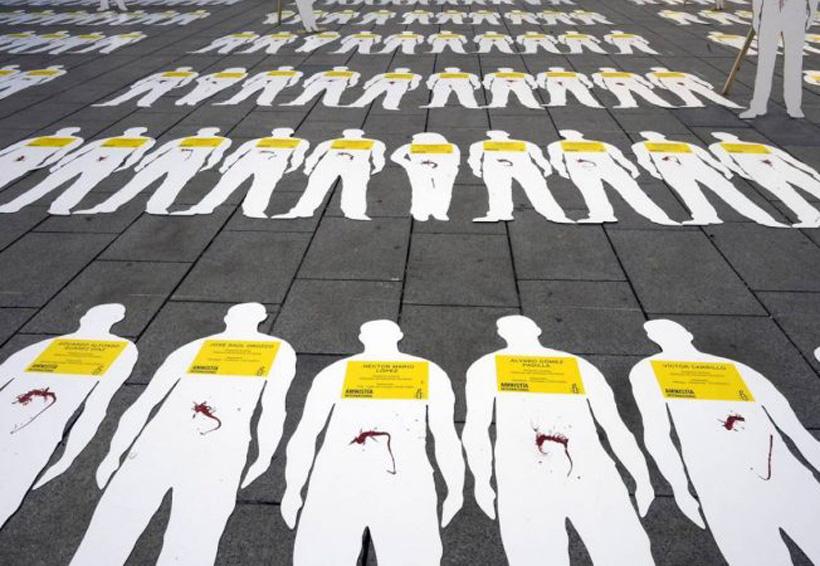 América Latina encabeza los asesinatos de defensores de derechos humanos | El Imparcial de Oaxaca