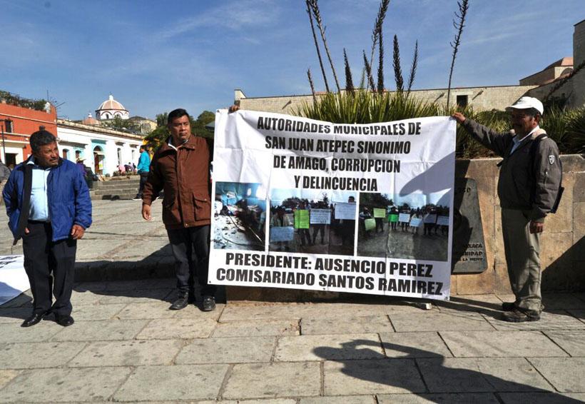 Pobladores de Atepec piden a la Segego acabar con destierro | El Imparcial de Oaxaca