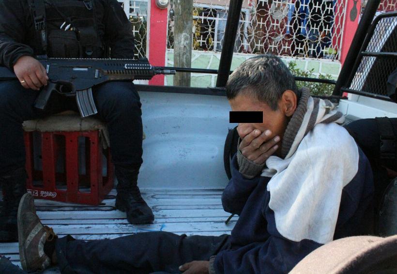 Lo amarran y golpean tras acusarlo de robar una bici en San Martín Mexicápam, Oaxaca