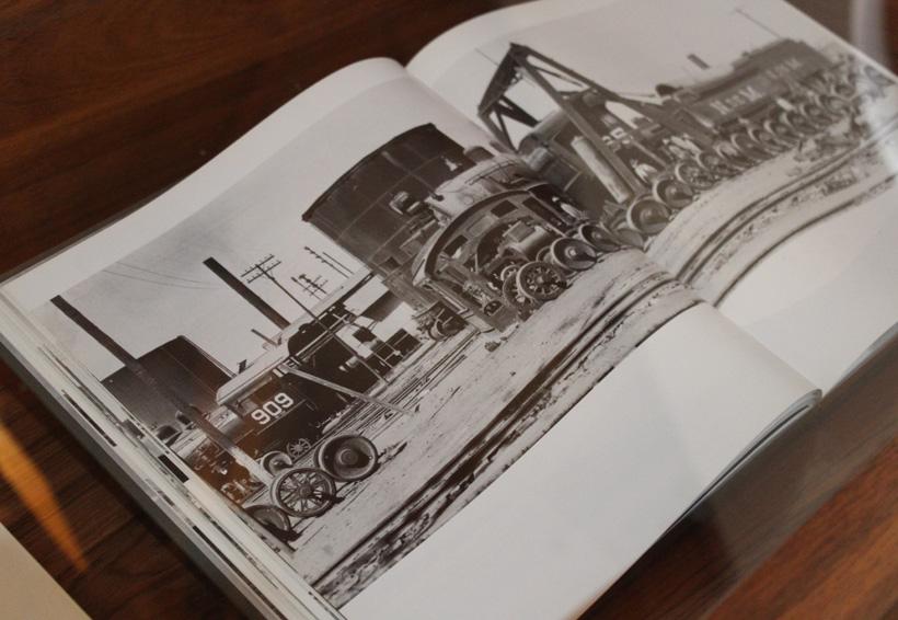 Sobrevive historia  del ferrocarril