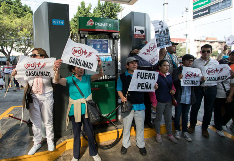 """El gasolinazo,  un """"regalo"""" inolvidable   El Imparcial de Oaxaca"""