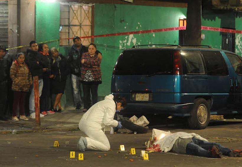2017, el año más violento en 20 años | El Imparcial de Oaxaca