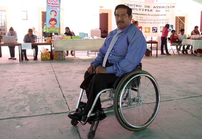 Celebran con éxito Expo Venta de la Discapacidad en Oaxaca | El Imparcial de Oaxaca