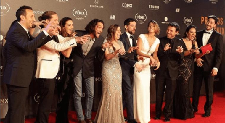 Noche de luminarias en Premios Fénix 2017 | El Imparcial de Oaxaca