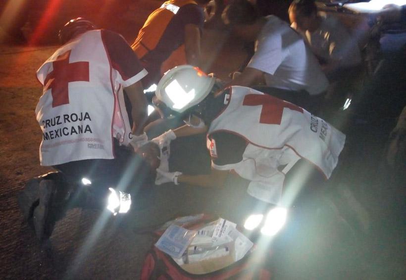 Atropellan a peatón en Salina Cruz, Oaxaca | El Imparcial de Oaxaca