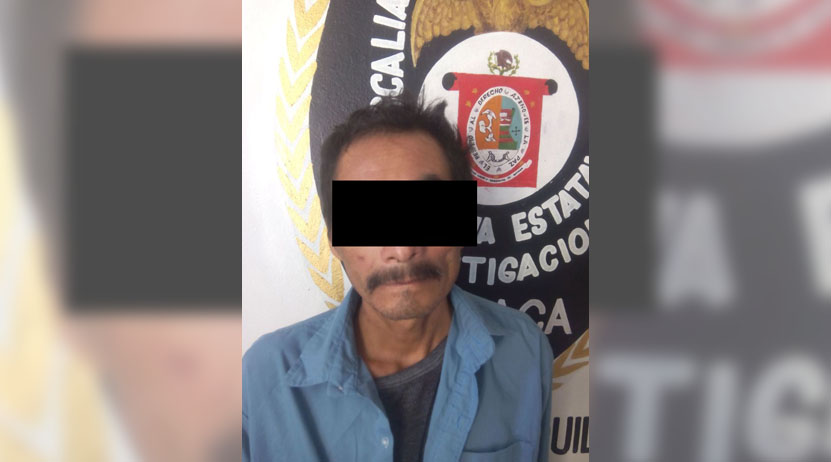 Lo investigan por muerte a machetazos en Yolotepec, Oaxaca | El Imparcial de Oaxaca