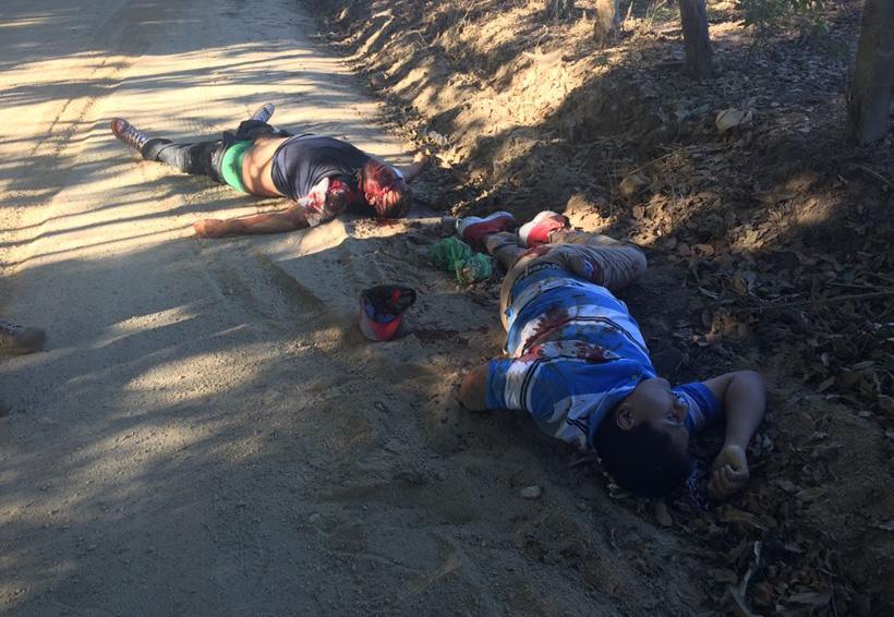 Asesinan a dos en Pinotepa Nacional, Oaxaca | El Imparcial de Oaxaca