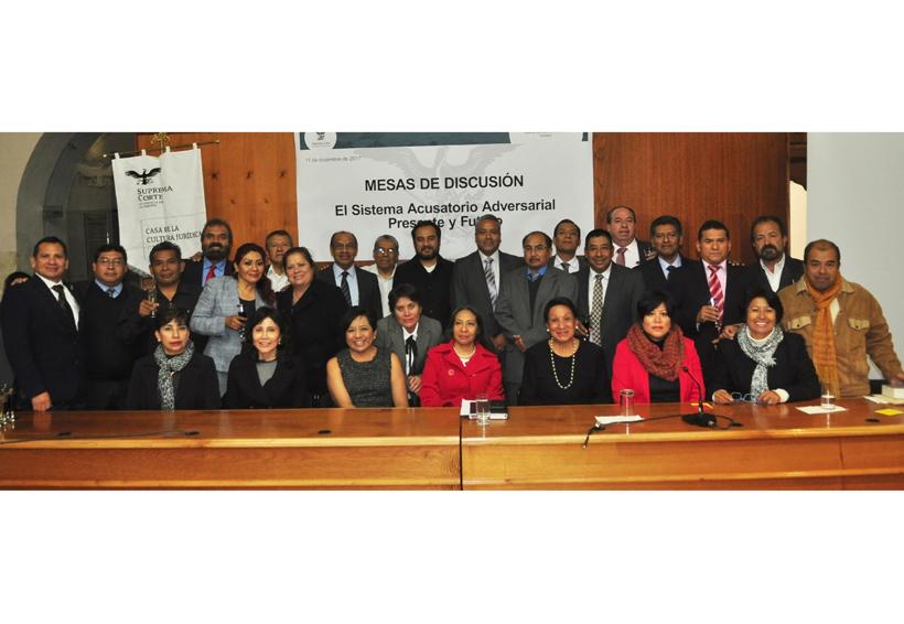 Mesa de diálogo | El Imparcial de Oaxaca