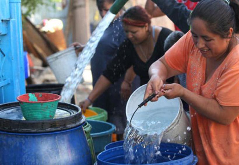 Conagua garantiza abasto de liquido vital para los próximos dos años | El Imparcial de Oaxaca